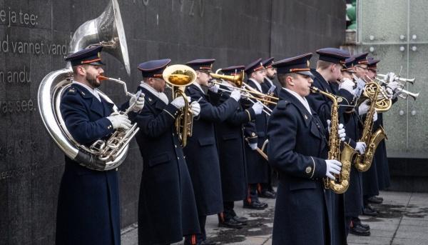 Силы обороны сократят свой оркестр в полном составе