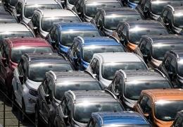 В апреле продажи новых автомобилей в Эстонии снизились на 67%, в Европе - на 76%