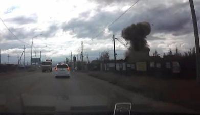 В Чите украли ракету С-200 и сдали на металлолом