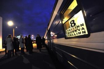 В GoRail подумывают о закрытии пассажирских линий Таллинн - Москва и Таллинн - Санкт-Петербург