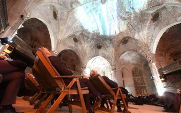 Спасатели запретили концерты в Нарвской Александровской церкви из-за риска обрушения