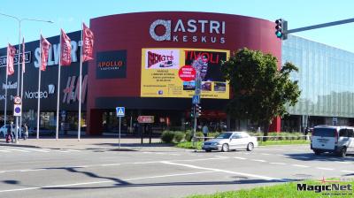 Спасательный департамент Эстонии проведет масштабные проверки торговых центров