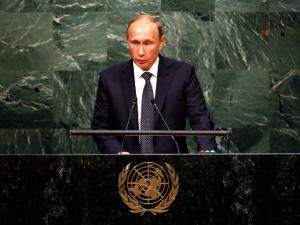 """Путин в ООН высказался против """"единственного центра доминирования"""" в мире"""
