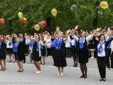 Tоржества в честь начала учебного года прошли и в Нарвской ваналиннаской школе