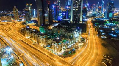 Завораживающее виды Дубая