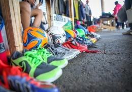 В Нарве блошиный рынок будет со спортивным уклоном