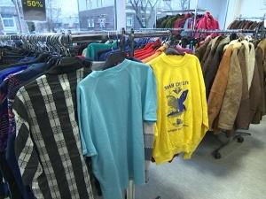 Жители Эстонии покупают больше одежды, чем соседи в Латвии и Литве