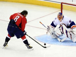 Александр Овечкин признан хоккеистом месяца в НХЛ