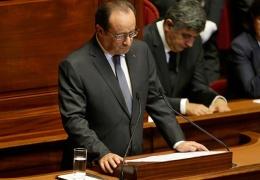 Олланд призвал реформировать конституцию Франции