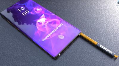 Слух: Samsung выпустит четыре версии Galaxy Note10