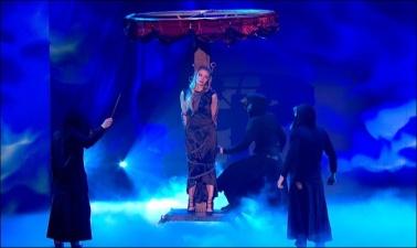 Выступление Джозефины Ли в полуфинале шоу Britain's Got Talent.