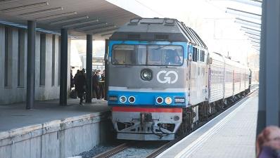 GoRail прекращает железнодорожное сообщение с Петербургом и Москвой