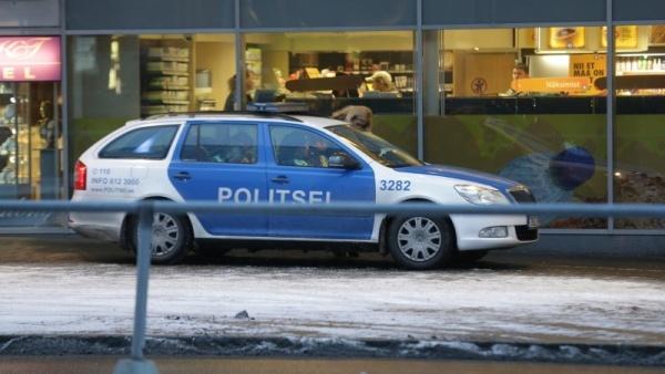 В Нарве погиб бомж, попавший под пресс для бумажных отходов