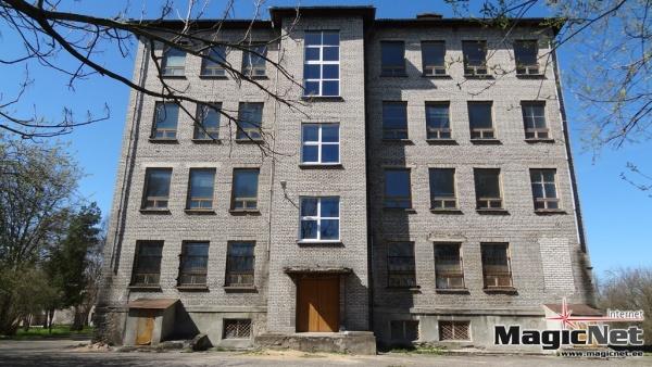 Нарве снова не удалось продать здание бывшей школы Юхкентали
