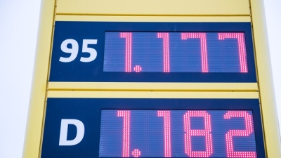 Топливные компании: рост цен на бензин в Эстонии может стать самым резким в истории