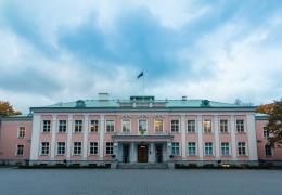 В Эстонии хотят увеличить президентский срок до семи лет и изменить порядок выборов