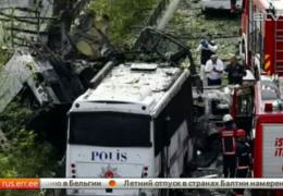 Число жертв взрыва в центре Стамбула увеличилось до 11 человек