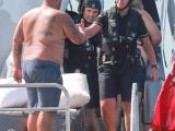 Налоговые инспекторы обыскали яхту Криштиану Роналду