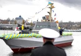 Бронепрезидент Украины пошел на экспорт