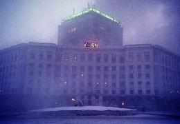 В Норильске холодно: -64°