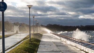 Со среды погода в Эстонии изменится: синоптики обещают сильный ветер и дожди