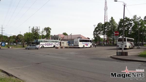 Нарва выделит на строительство нового автовокзала 105 000 евро