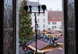 Таллинн оказался в списке городов, отдых в которых больше всего дорожает под Новый год