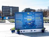 ФОТОГАЛЕРЕЯ: День Европы и День матери на Площади свободы