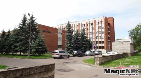В больницах Ида-Вирумаа находятся 8 пациентов с коронавирусом