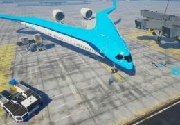 Авиакомпания KLM работает над самолётом-гитарой