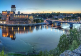Температурные рекорды 6 июня были поставлены также в Нарве и Пярну