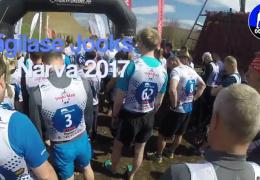 Любители приключений и герои спорта пробежались по Нарве: видео от участника забега