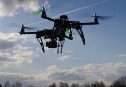 Эстонская полиция будет мониторить ситуацию на дорогах при помощи дронов