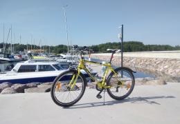 Во время чрезвычайного положения жители Эстонии стали чаще покупать велосипеды