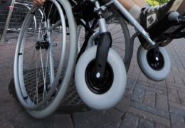 Люди с ограниченными физическими возможностями встретились с нарвскими властями