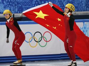 Китаянка Ян Чжоу взяла золото в шорт-треке