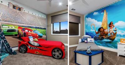 В Австралии продают дом для фанатов Disney и Pixar