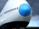 Недорогой отель в самолете Boeing 747 в Стокгольме