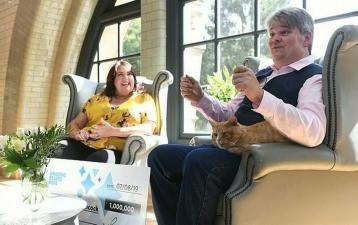 Кот Печенька помог английской паре стать миллионерами