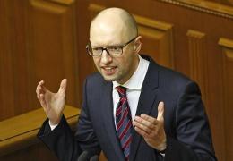 Яценюк взял на себя вину за то, что Украине не удалось достичь целей, поставленных Революцией достоинства