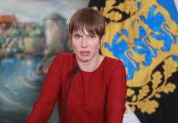Президент Кальюлайд встретится с нарвскими энергетиками