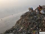 Свалка в Индии может угрожать самолетам