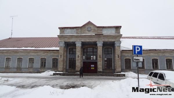 Новый вокзал в Нарве все-таки будет