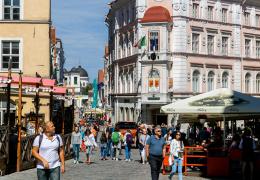 Столичные соцдемы критикуют идею Кылварта ввести в Таллинне туристический налог