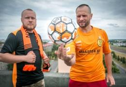 ПОСЛУШАЙТЕ ПЕСНЮ: Нарвские рэперы посвятили песню футбольной команде Narva United