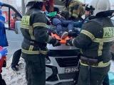 Школьник упал с 23 этажа и выжил