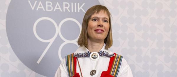 Парламент Эстонии избрал президента!