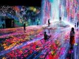 """Новаторский музей цифрового искусства """"Mori Building"""" в Токио"""