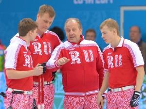 Российские керлингисты проиграли китайцам и лишились шансов на выход в плей-офф