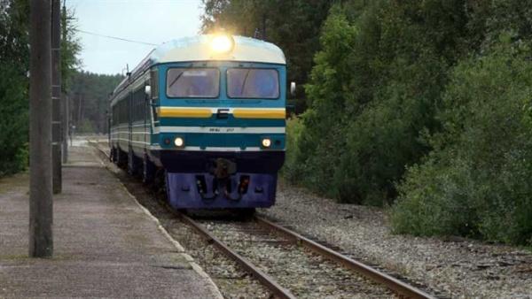 В Кохтла-Ярве поезд насмерть сбил мужчину